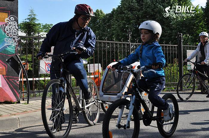 ProBikeAddiction Cicloturism in familie