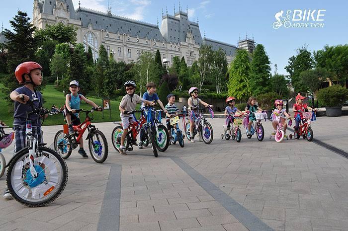 parada micilor biciclisti iasi probikeaddiction