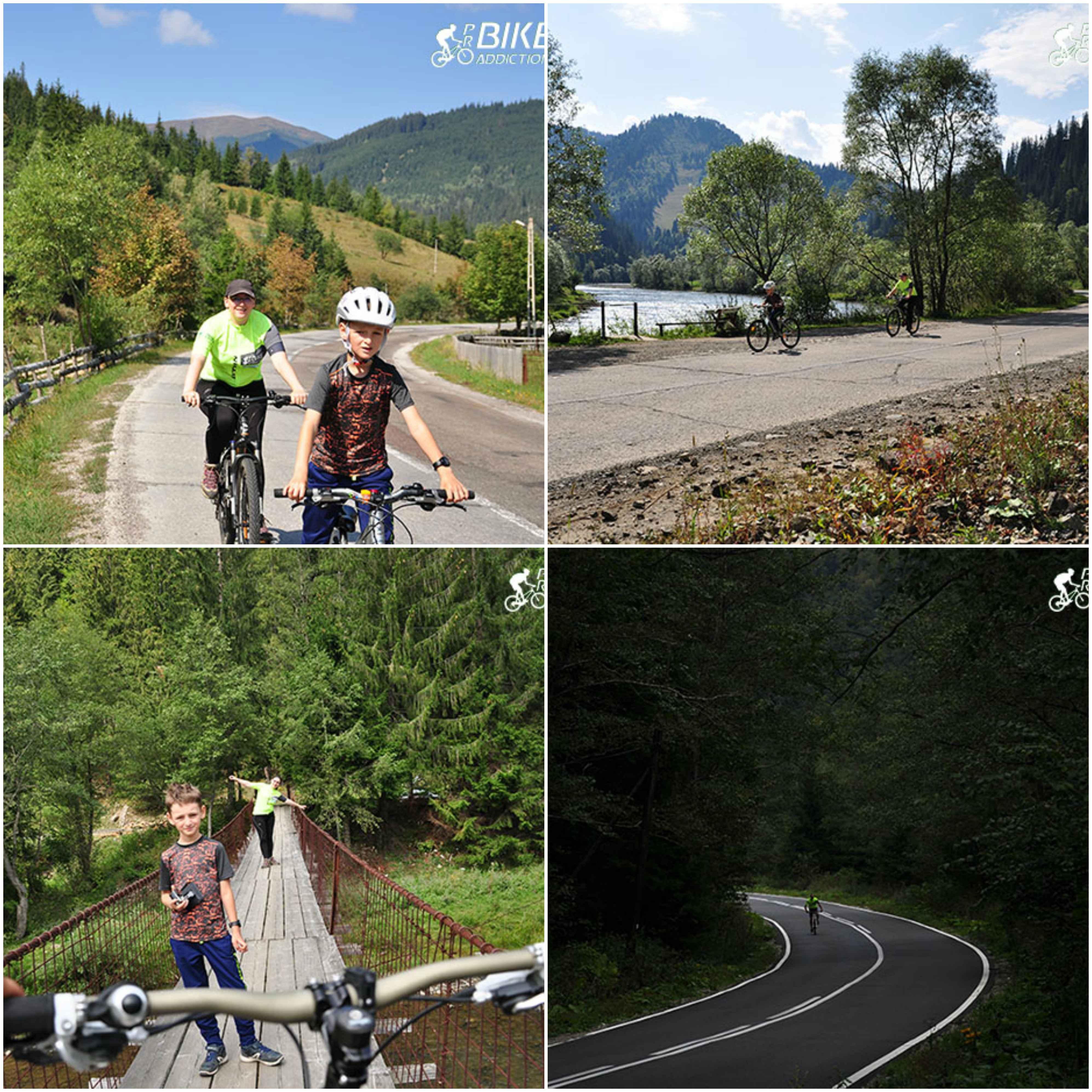 probikeaddiction valea bistritei cicloturism