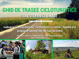 GHID DE TRASEE CICLOTURISTICE PT BANNER