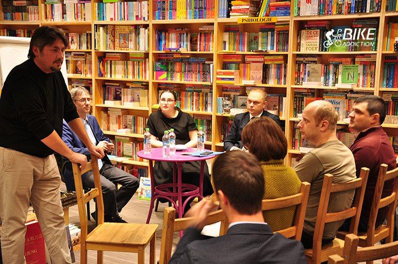 Probikeaddiction Ioana Amariutei Popa speaker H.appy Cities Lights