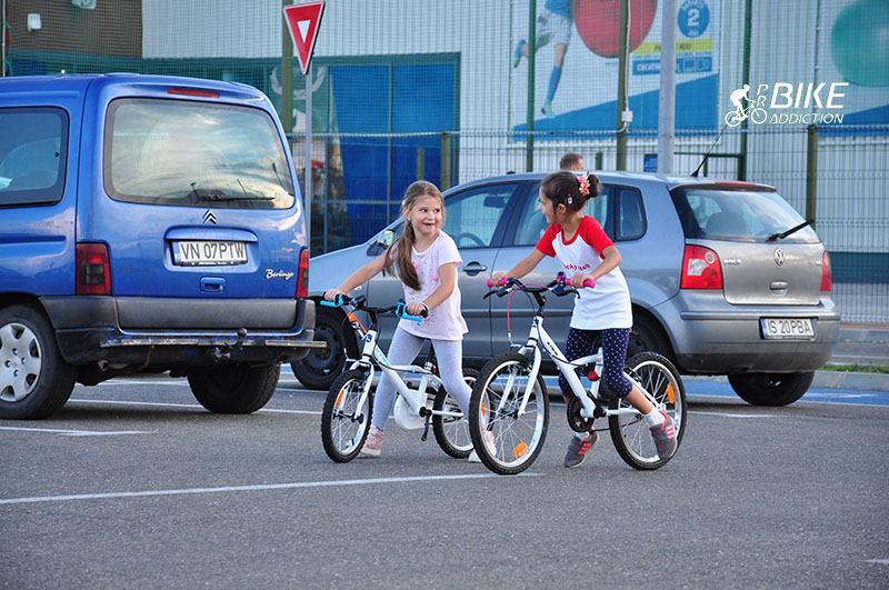 cursuri invatat mersul pe bicicleta probikeaddiction decathlon iasi 35