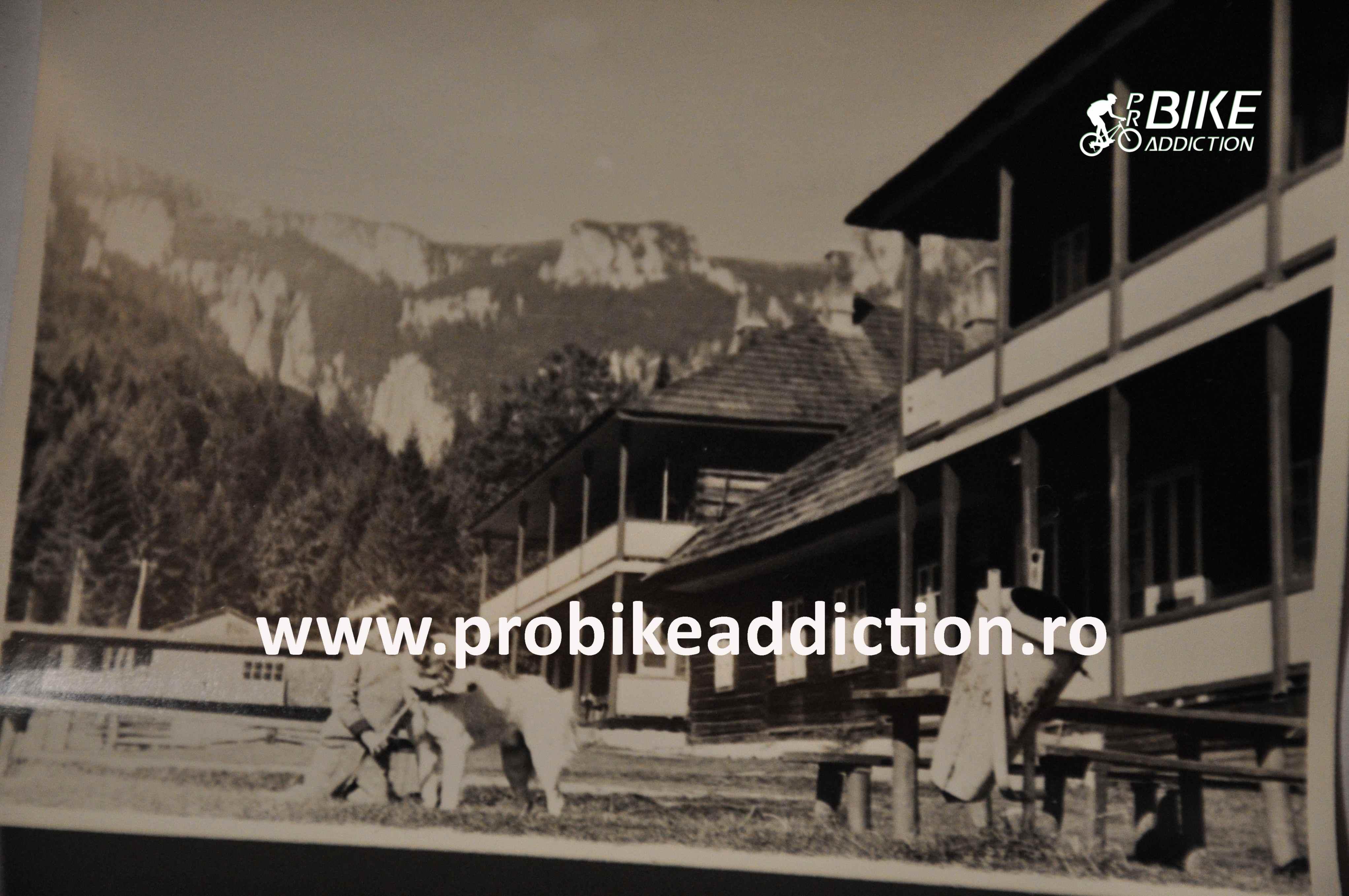 probikeaddiction cabana izvorul muntelui ceahlau anii 80 fotografii document