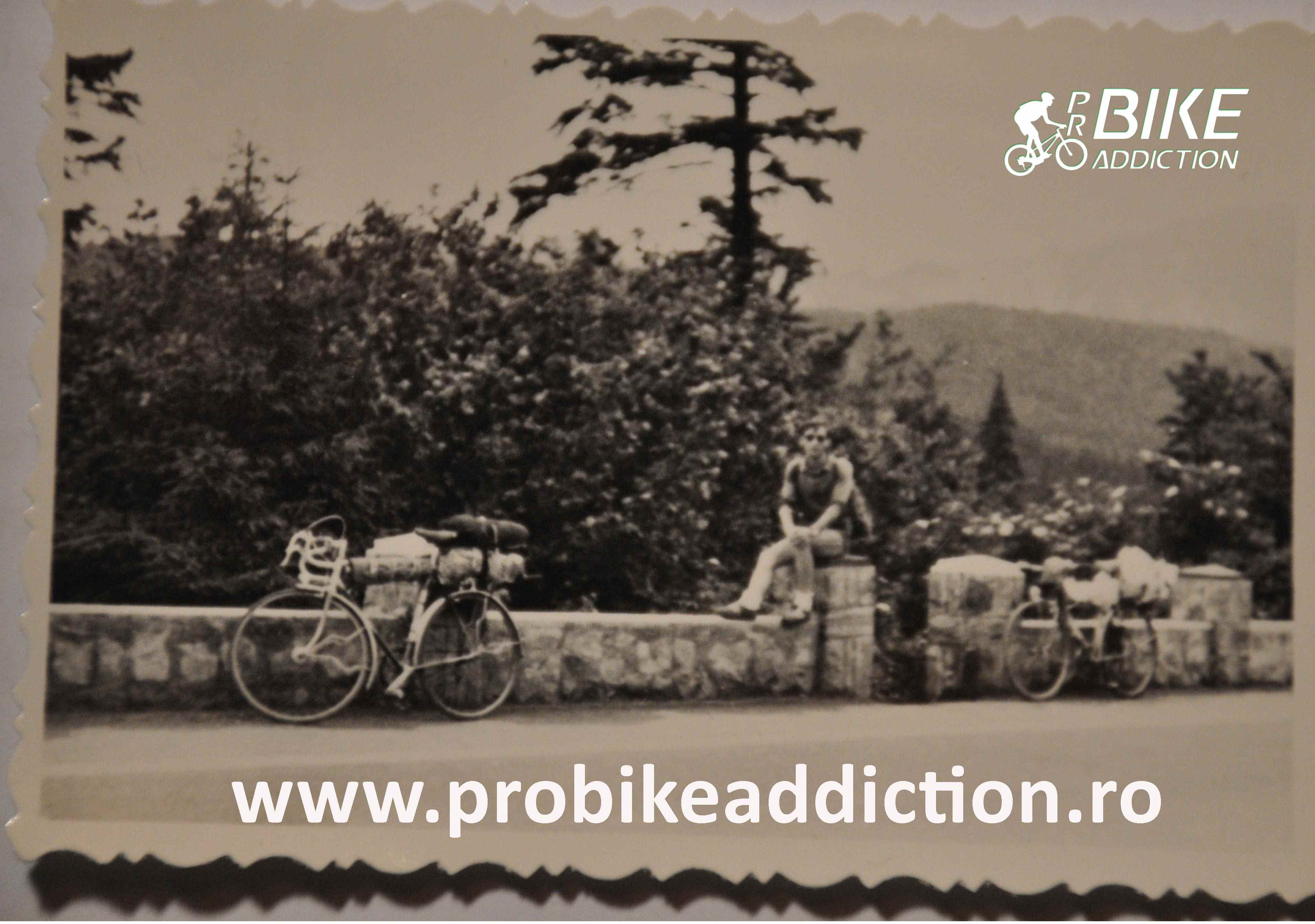 probikeaddiction cicloturism bucegi anii 70 fotografii document