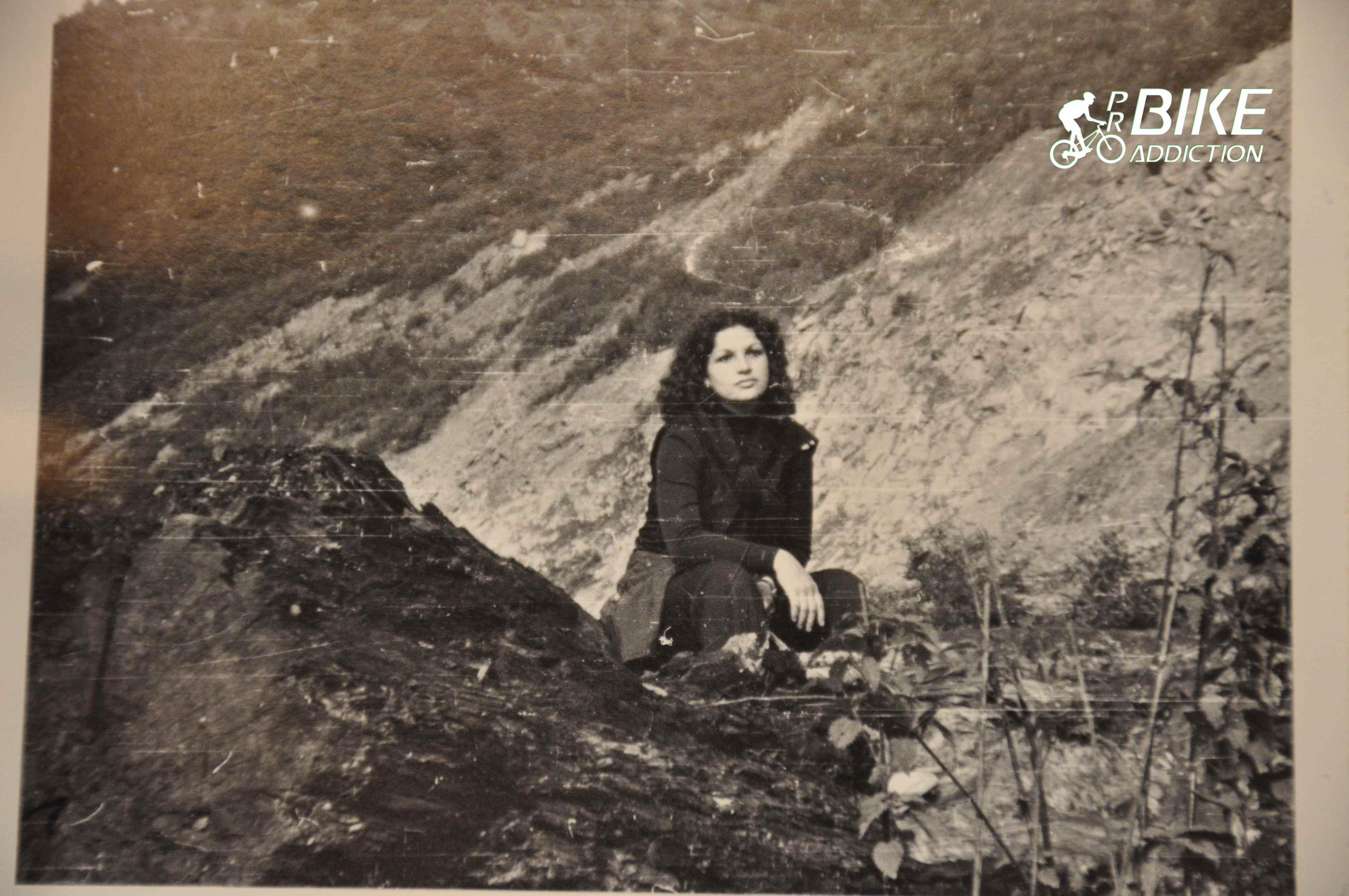 probikeaddiction practica geologie fotografii marturii anii 80 munte