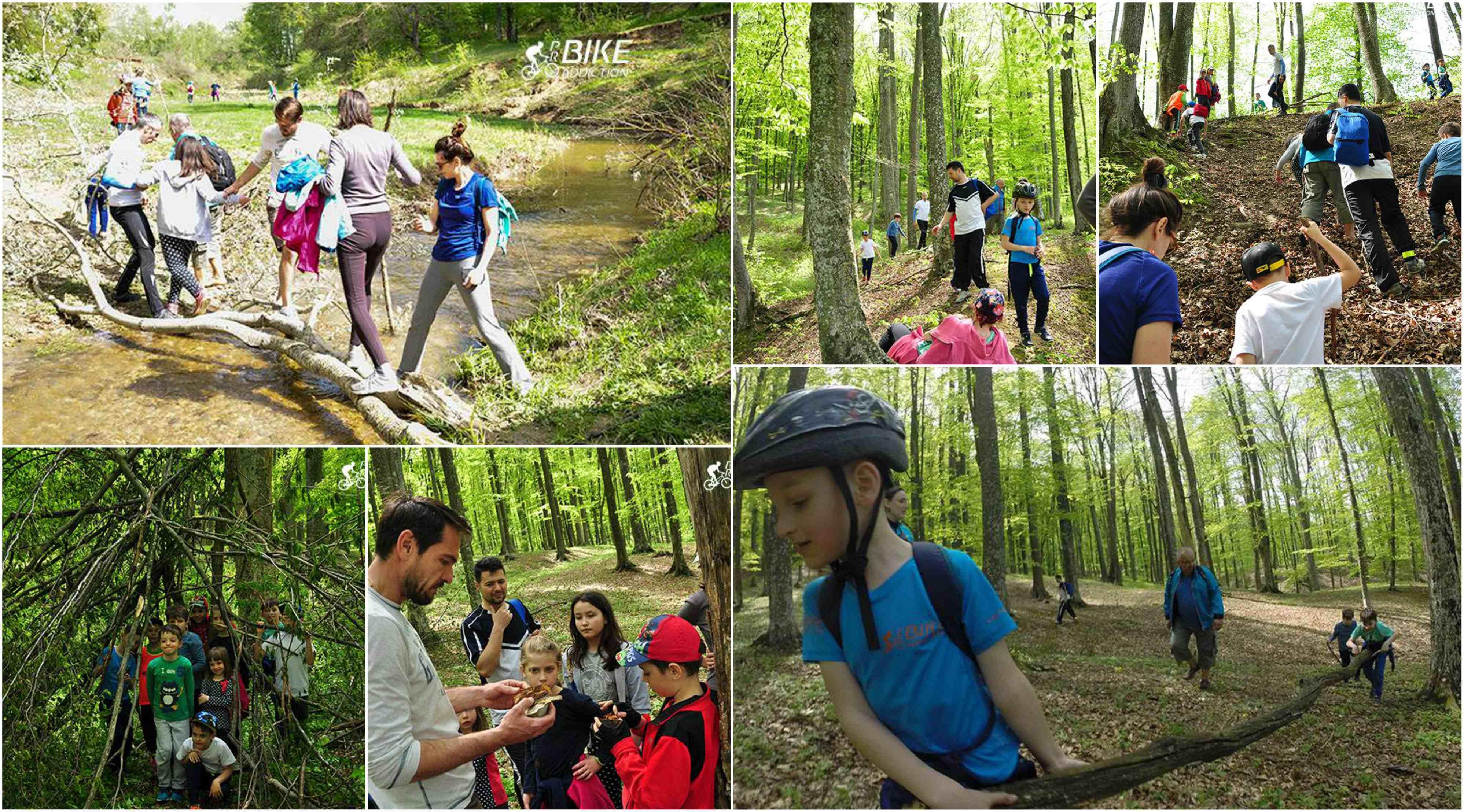 probikeaddiction padurea dobrovat cicloturism