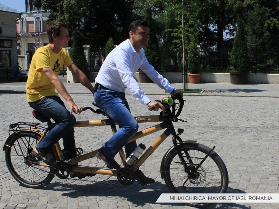 chirica pe bicicleta probikeaddiction iasi