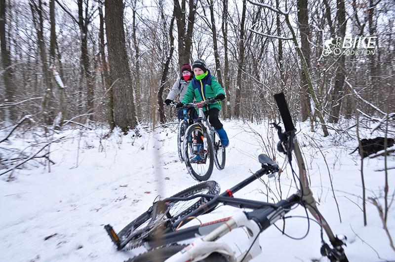 probikeaddiction bicicleta zapada