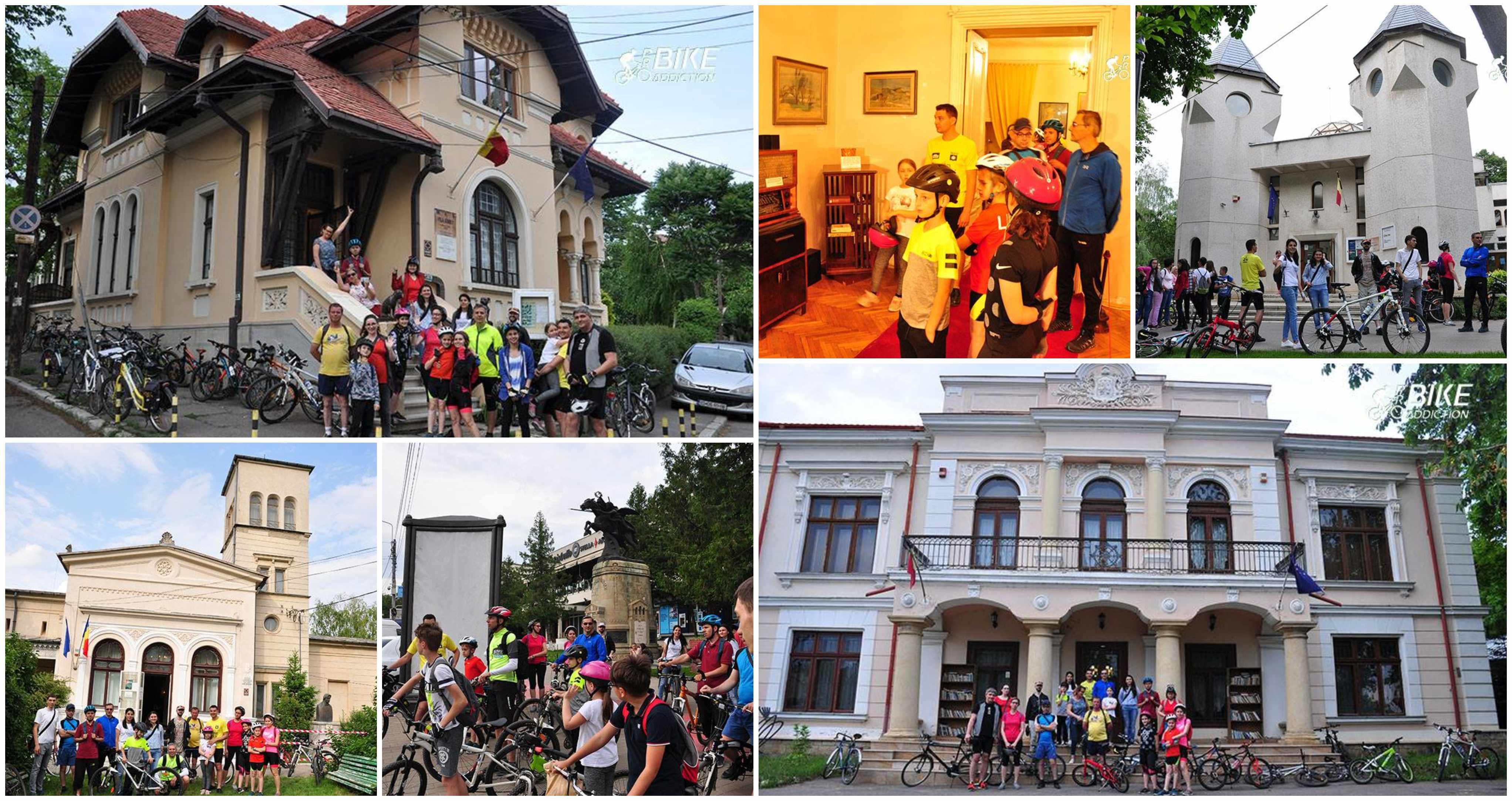 probikeaddiction cicloturism noaptea muzeelor pe bicicleta
