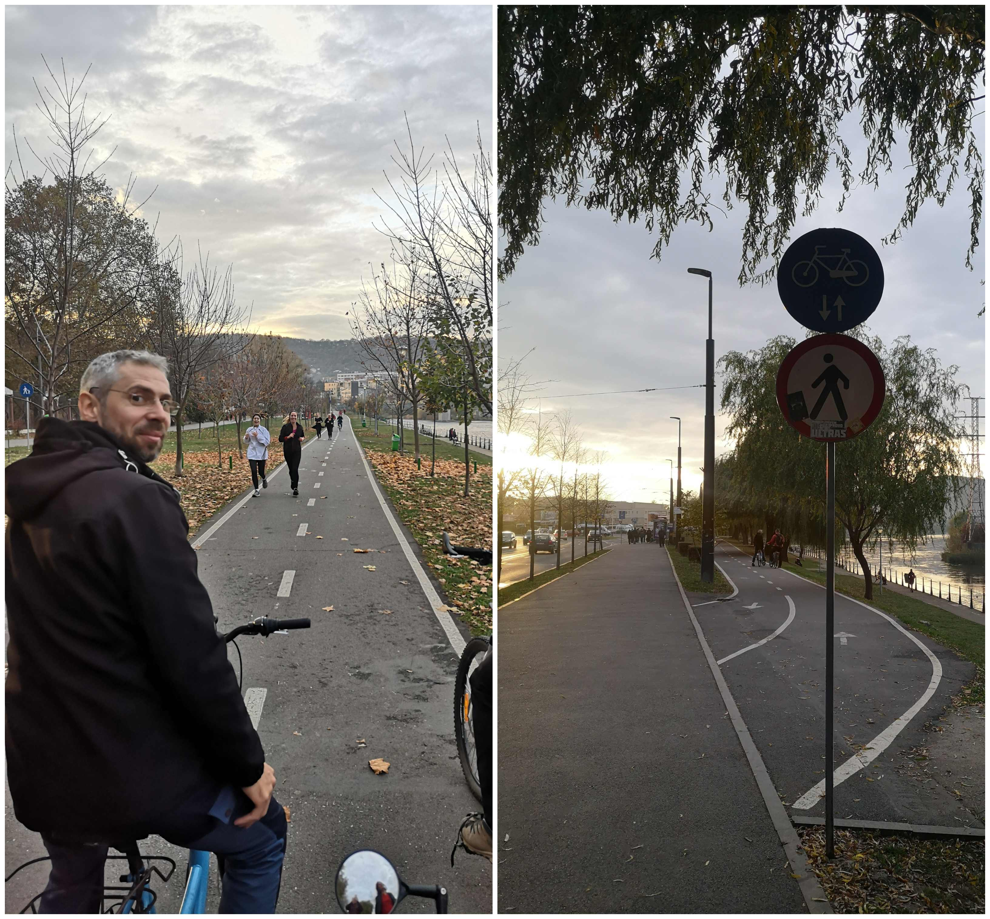 probikeaddiction cluj infrastructura biciclistica pista somes