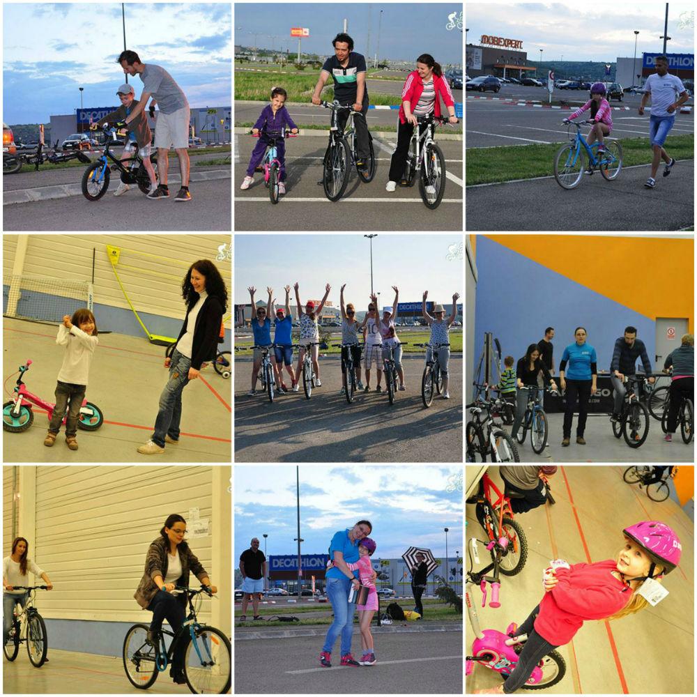 probikeaddiction cursuri de invatat mersul pe bicicleta iasi total