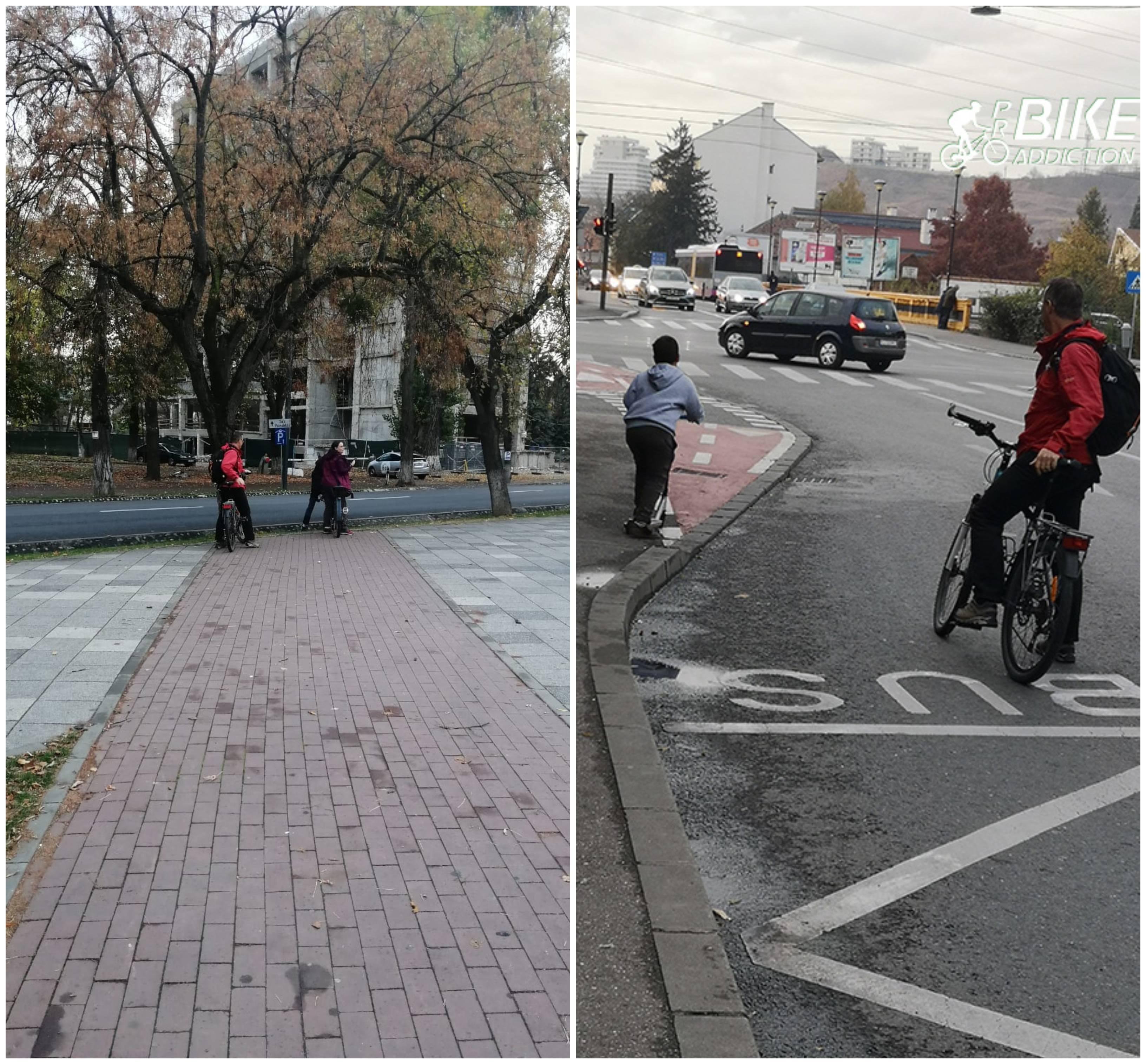 probikeaddiction infrastructura biciclistica cluj piste1