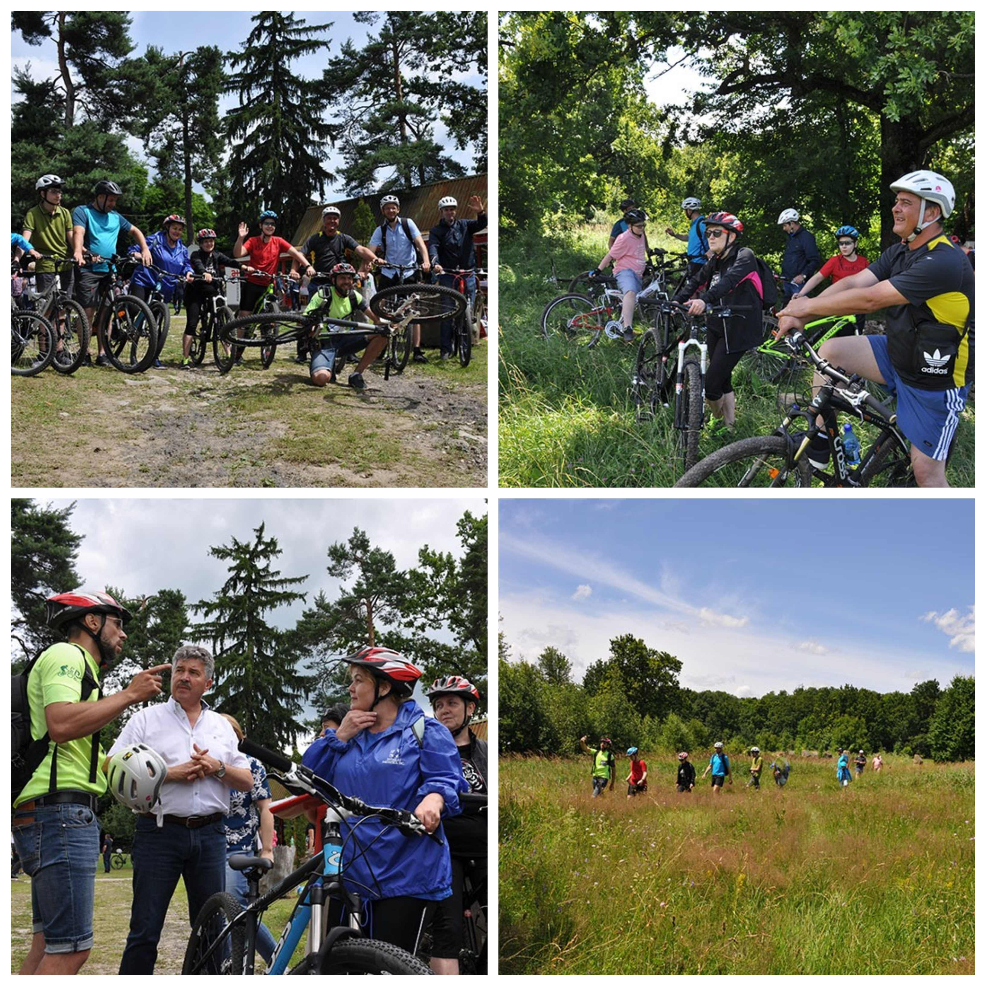 probikeaddiction teambuilding pe bicicleta iasi